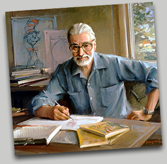 theodor seuss geisel a 20th century Dr seuss, pseudonym of theodor seuss geisel, (born march 2, 1904, springfield,  in addition, several of his books were adapted as feature films in the 21st century in 1948 geisel moved to la jolla, california, where he lived until his death in 1991 he annually conducted a children's workshop at the la jolla museum of art.
