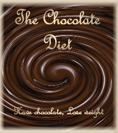 chocolate diet