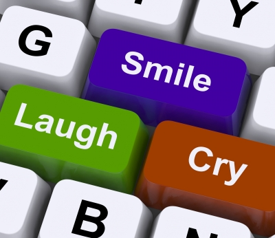 "If only it was this easy.  Image courtesy of http://www.Freedigitaldownloads.net ""Laugh Cry Smile Keys"" by Stuart Miles"
