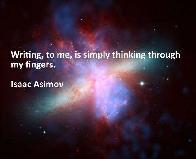 Asimov quote