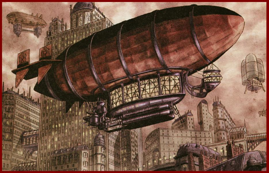 The Anatomy of an Airship | My Literary Quest